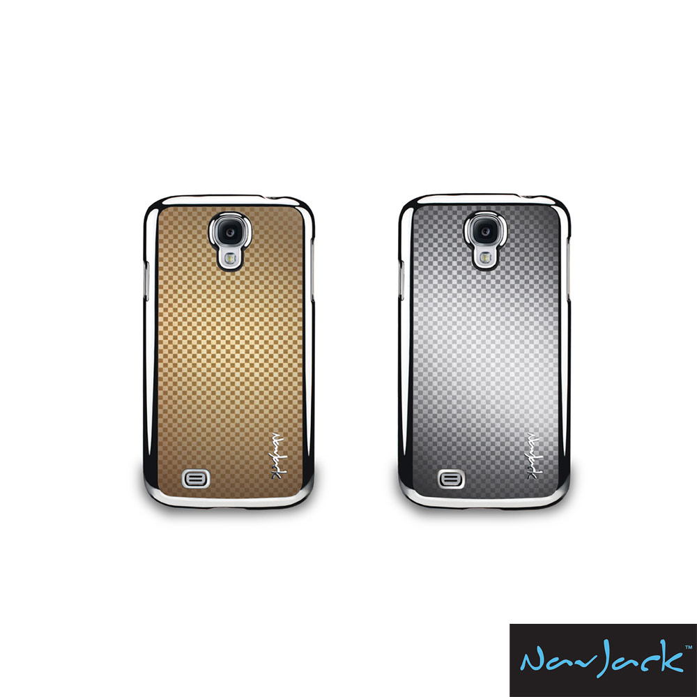 NavJack Matrix 系列 HTC One X 金屬色澤保護背蓋