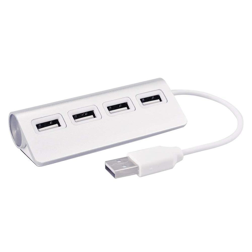 Bravo-u USB2.0 鋁合金4 Port HUB