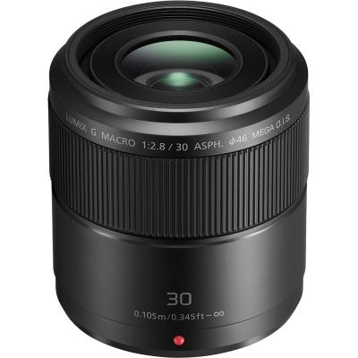 Panasonic 30mm F2.8 ASPH. MEGA O.I.S.微距鏡(公司貨)