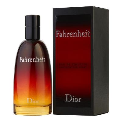 Christian Dior 迪奧 Fahrenheit 華氏溫度男性淡香水100ml