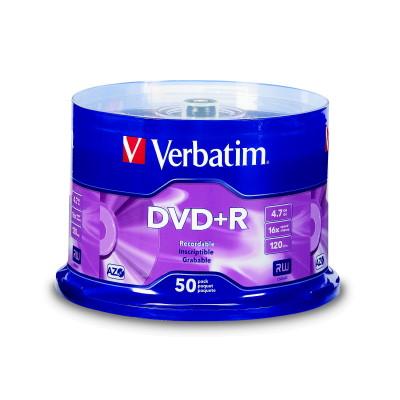 Verbatim威寶 藍鳳凰 16X DVD+R 50P