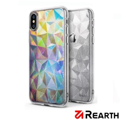 Rearth Apple iPhone X (Air Prism) 晶鑽保護殼