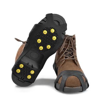Pinus 雪地專用防滑鞋套 10爪 CH-086 (適用一般鞋 雪鞋 雪靴)