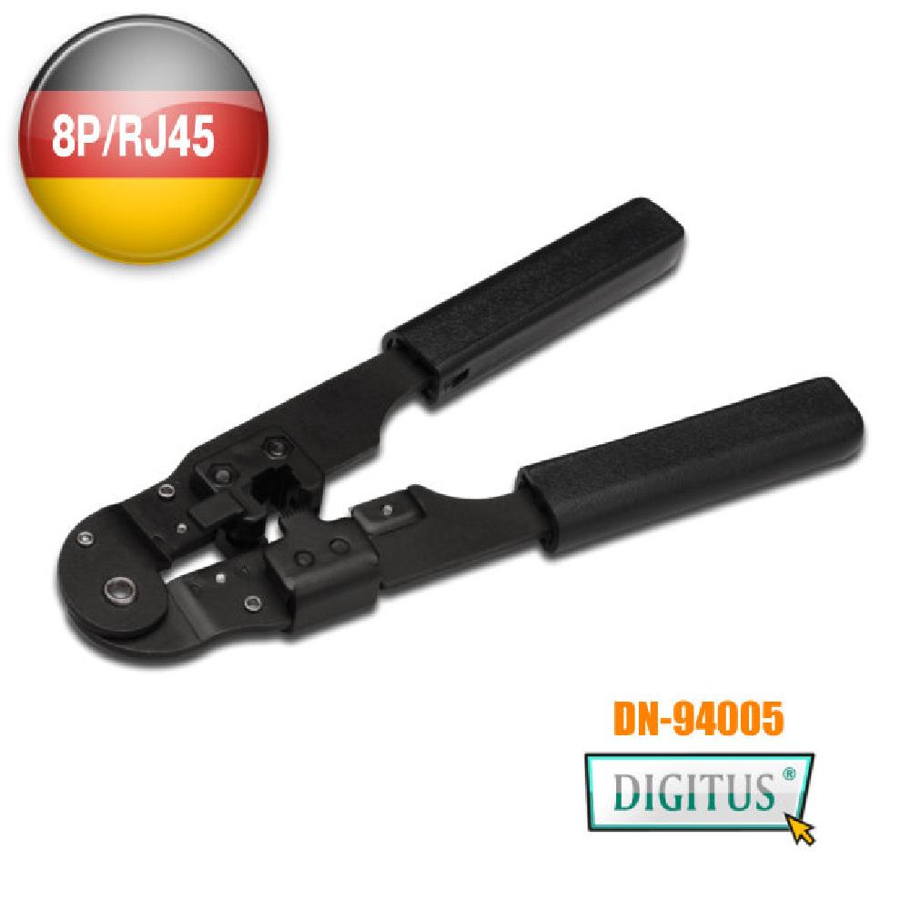 曜兆DIGITUS專業8P8C網路端子剝線鉗(RJ45)