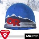 【Outdoor Research】Advocate 輕量透氣抗水毛織雙層保暖帽子/藍