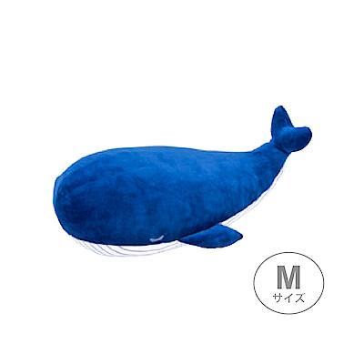 NEMU NEMU 鯨魚海神中抱枕