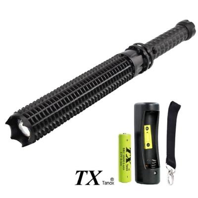 TX特林狼牙棒伸縮變焦手電筒(TOOTH-XPE)