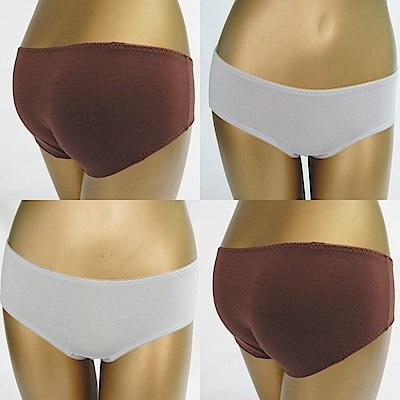 時時樂限定 華歌爾 經典暢銷款MODEL低腰三角褲 4件組 (M-L)