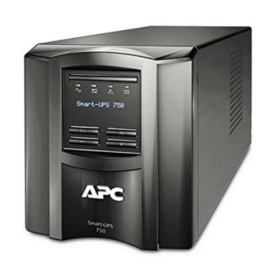 APC 智慧型750VA在線互動式UPS(SMT750TW)