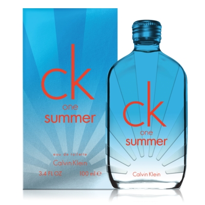 Calvin Klein CK One summer中性淡香2017限量版100ml