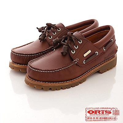 ORIS  女款 經典限量999雷根大底帆船鞋款~999A03