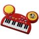 迪士尼幼兒 可愛電子琴