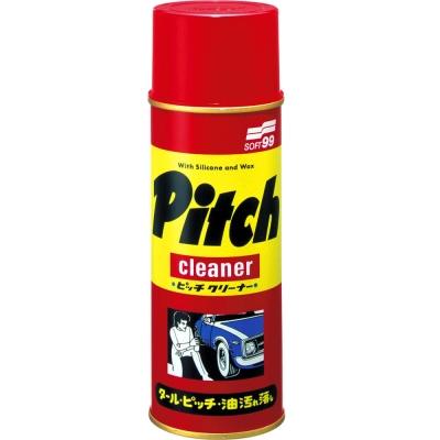 日本SOFT 99 柏油清潔劑-快