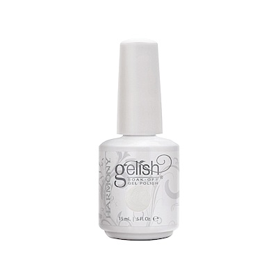 GELISH 國際頂級光撩-01879 White Gray Shimmer 15ml