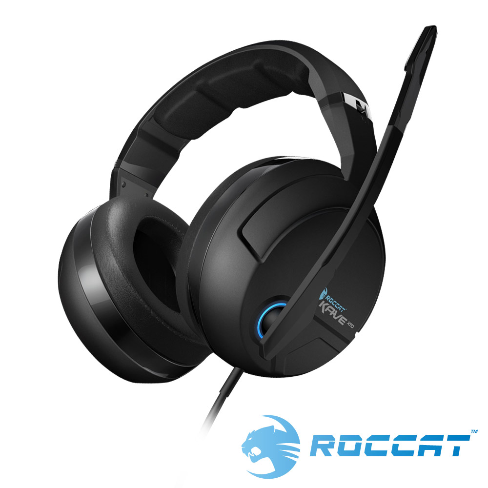 ROCCAT KAVE XTD電競耳機麥克風