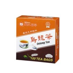 天仁茗茶 烏龍茶盒裝(2gx100入)
