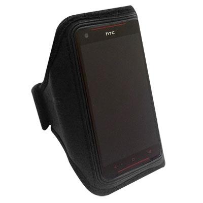 HTC Butterfly s 蝴蝶機 s 專用簡約風運動臂套