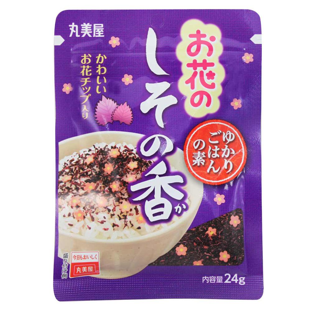 丸美屋 紫蘇飯友(24g)