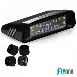 FLYone GT600 Plus 無線太陽能TPMS 胎壓偵