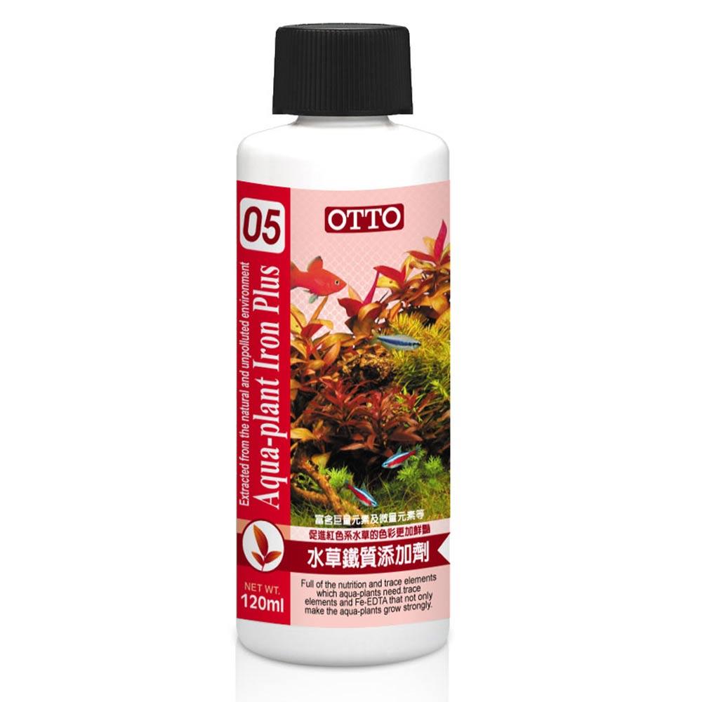 OTTO奧圖 水草鐵質添加劑 120ml X 2