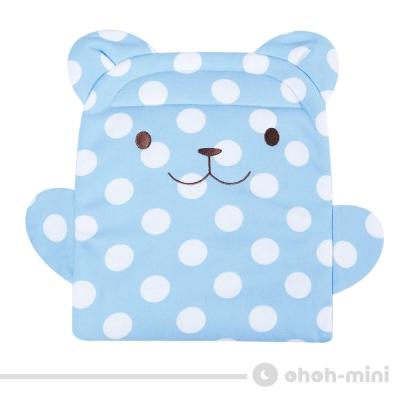 【ohoh-mini 孕婦裝】智能IQ恆溫Baby肚圍(粉藍)