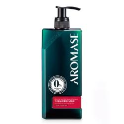 AROMASE艾瑪絲 玫瑰強健豐盈洗髮精400mL-高階版
