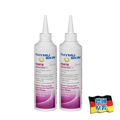 Thymuskin德國欣髮源 FORTE強效養髮精華凝膠200ml  2入