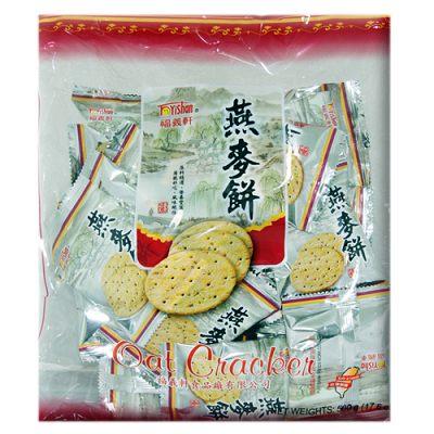 福義軒 燕麥餅量販包(400g)