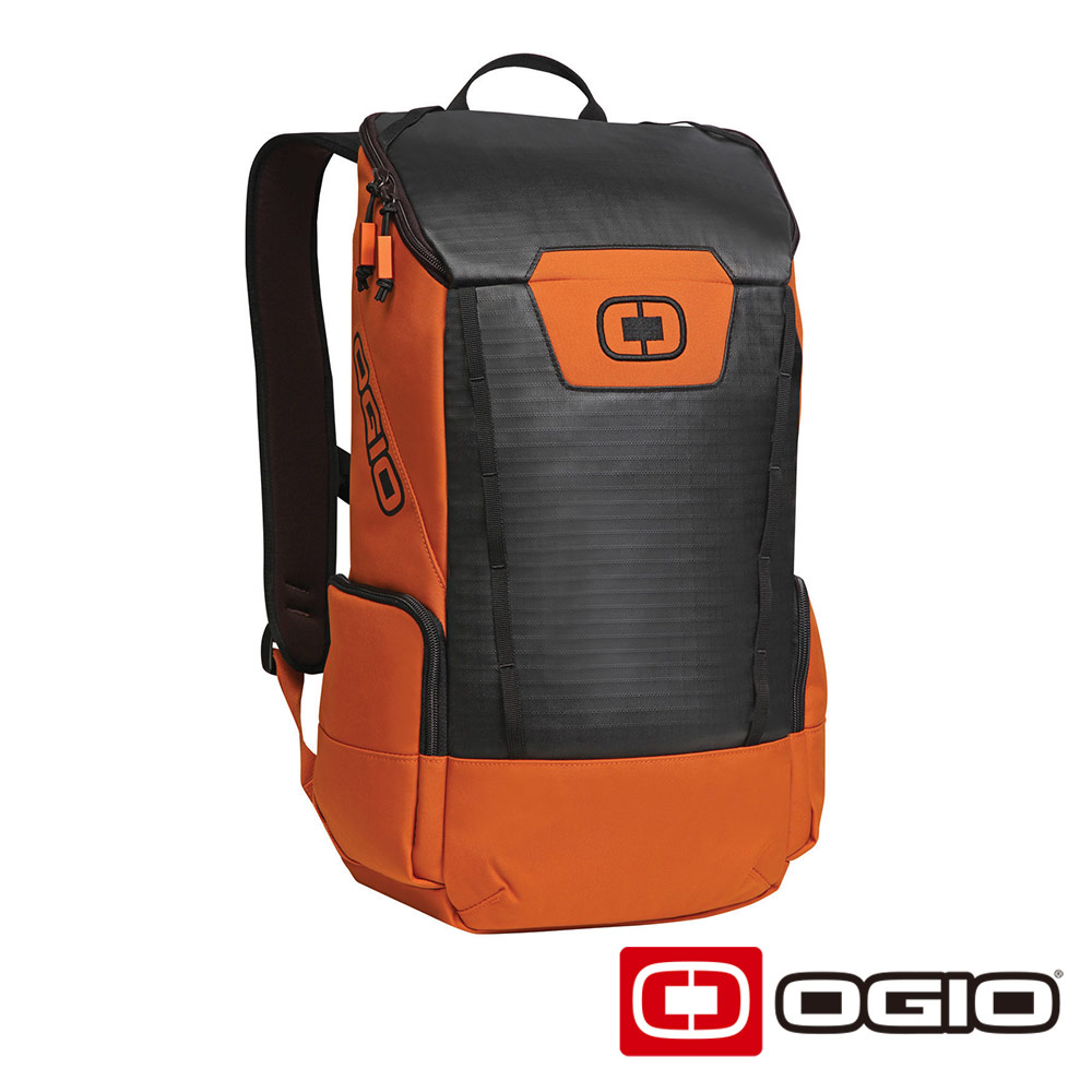OGIO CLUTH 15吋 超輕量戶外後背包-橘色