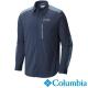 【Columbia哥倫比亞】男-鈦快排防曬50長袖襯衫-藍色 UAE12740CB