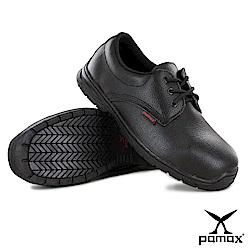 PAMAX 帕瑪斯【經濟型】皮革製高抓地力安全鞋-PA101H01