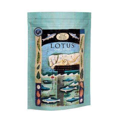 LOTUS樂特斯 無穀海洋雙魚佐田野時蔬-全犬-4磅(小顆粒)