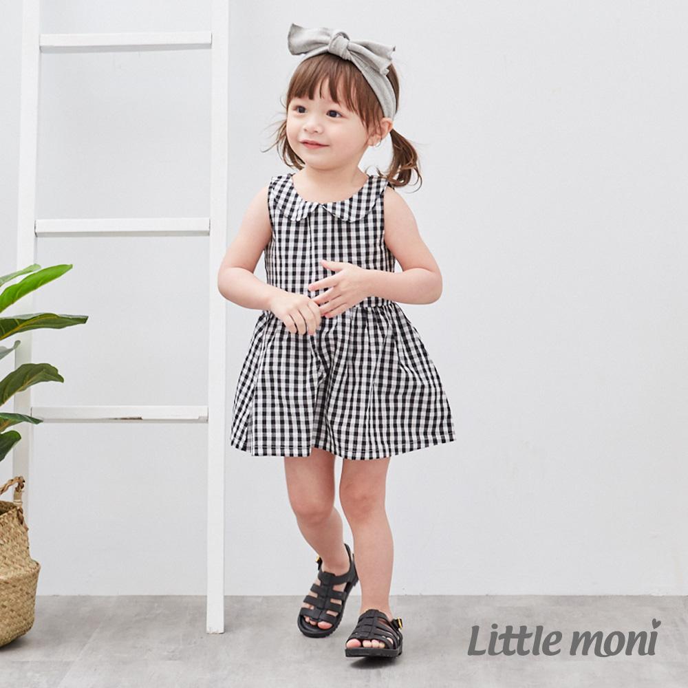 Little moni 兩件組背心洋裝 (2色可選)