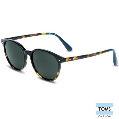 TOMS BELLINI  黑色琥珀經典百搭款 太陽眼鏡-中性款 (10002059)