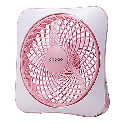 anbao安寶(USB)8吋DC節能電風扇(顏色隨機) AB-6601