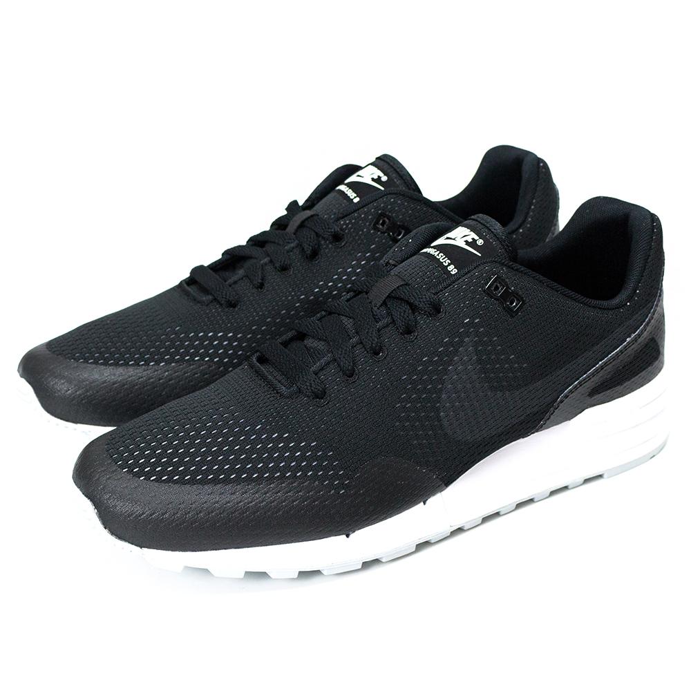 NIKE-AIR PEGASUS 89男慢跑鞋-黑