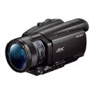 SONY 4K 數位攝影機 FDR-AX700 128G高速卡長效電池組 (公司貨)