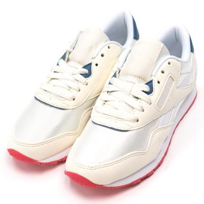 REEBOK-CL-NYLON慢跑鞋-米白