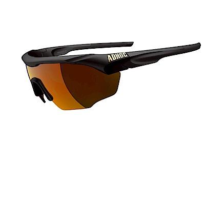 ADHOC運動太陽眼鏡-鍍膜鏡片-半框式MAX