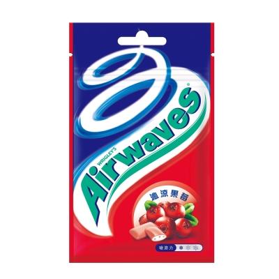 Airwaves 無糖口香糖-沁涼果莓口味(28g)