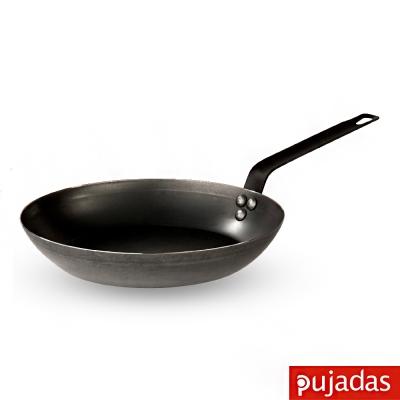 Pujadas-西班牙碳鋼平底鍋-24cm