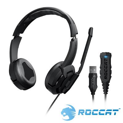 ROCCAT1冰豹-KULO-USB-電競耳機