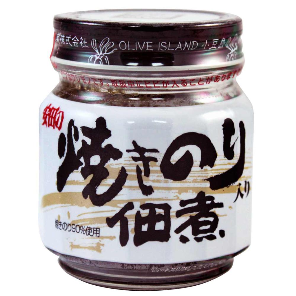 安田 佃煮燒海苔醬(95g)