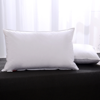 DON 100%飯店級立體羽毛枕二入
