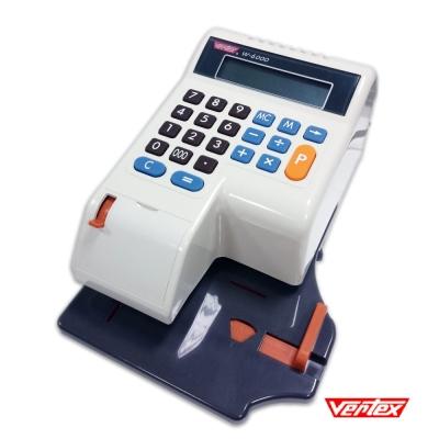 世尚Vertex 微電腦數位光電定位支票機 W-6000【國字/數字2款】