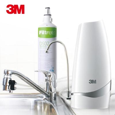 3M-DS02-CG-桌上型淨水器-鵝頸款-1支濾