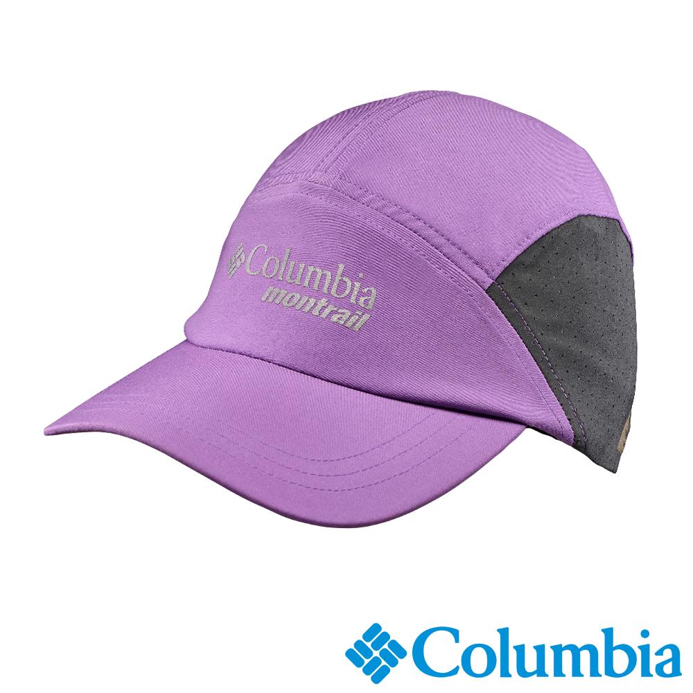 Columbia哥倫比亞  男/女 涼感快排棒球帽-紫色 (UCU00670PL)