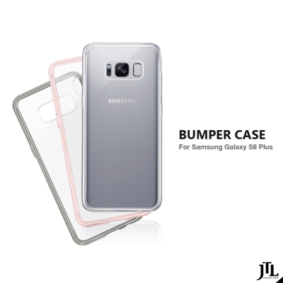 JTL Samsung Galaxy S8 Plus 雙料防震圈保護殼