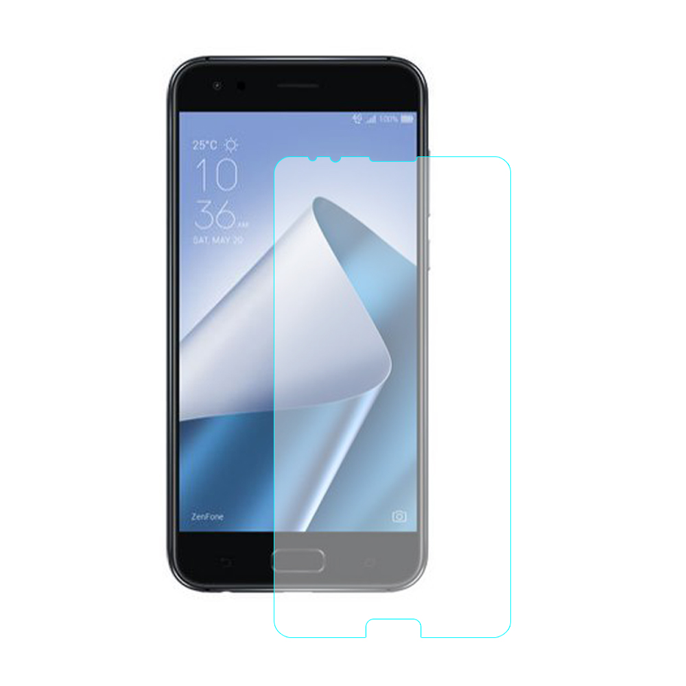 【SHOWHAN】ASUS ZenFone4 ZE554KL (5.5吋) 9H鋼化玻璃貼