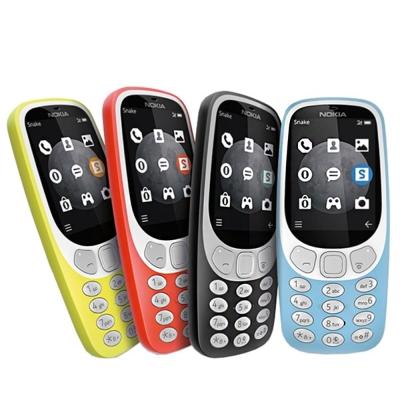 Nokia 3310 2.4吋3G版直立式復刻版手機